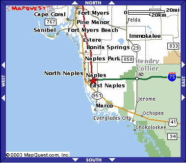 Directions To Marco Island From Ft Myers